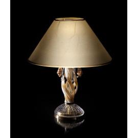 Кришталева настільна лампа Еlite Bohemia S 418/1/1203-2 shell